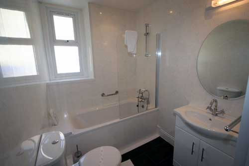 Flat One Bathroom
