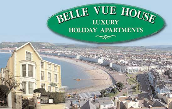 Self Catering Holiday Apartments in Llandudno, Wales!